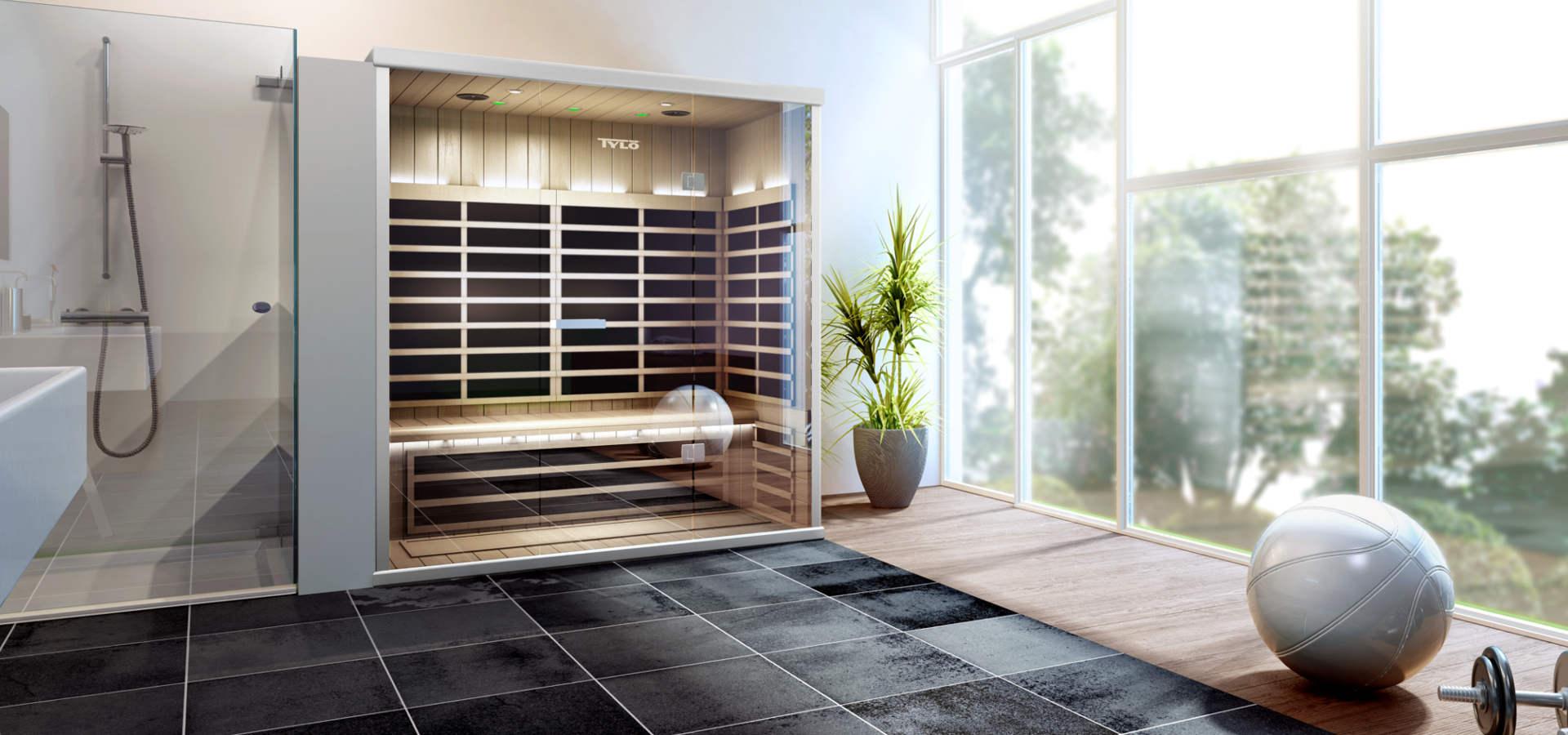 Tylo sauna finlandese