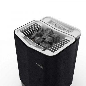 stufa elettrica per biosauna sense combi
