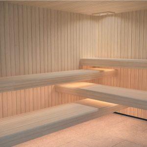 sauna panorama