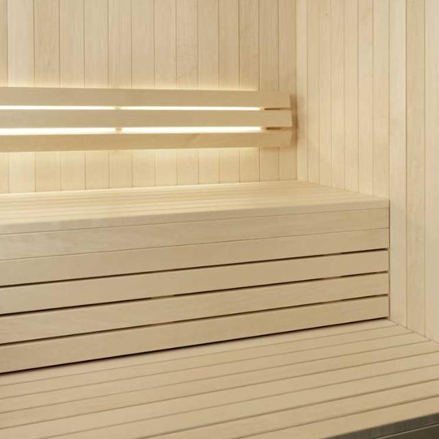 sauna aspen
